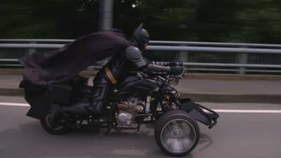 News video: Chibatman: Japan's answer to the Dark Knight